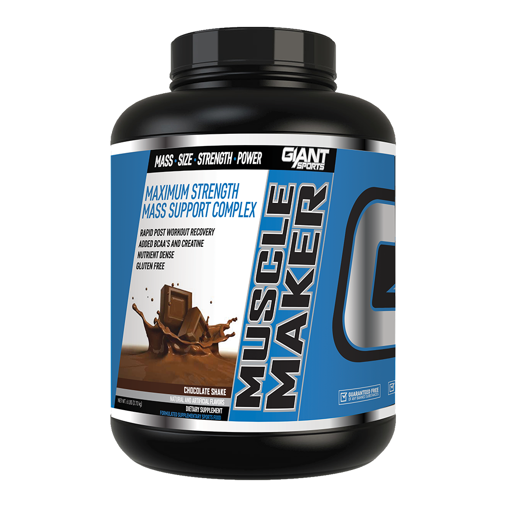 Giant Sports Muscle Maker 6 lbs Chocolate