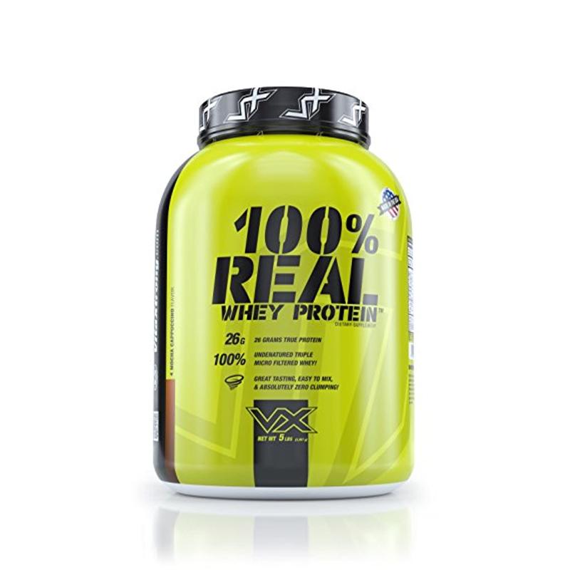 Vita Xtrong 100% Real Whey Protein - 5 lb