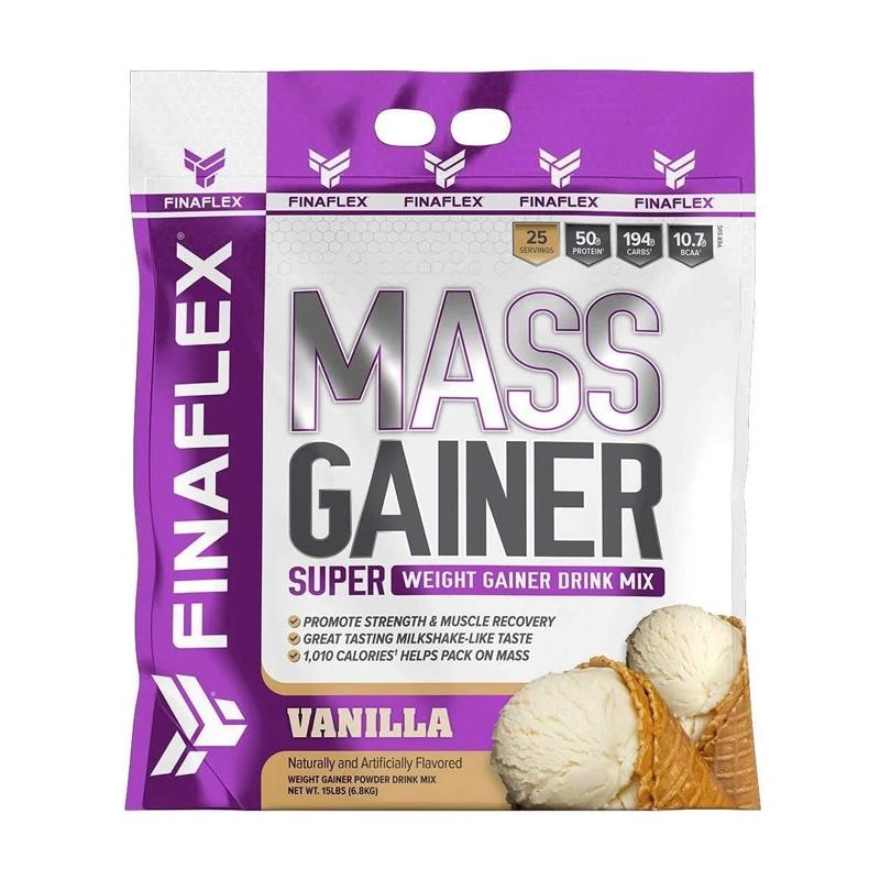 Finaflex Mass Gainer 15 lb / 20 ser- Vanilla
