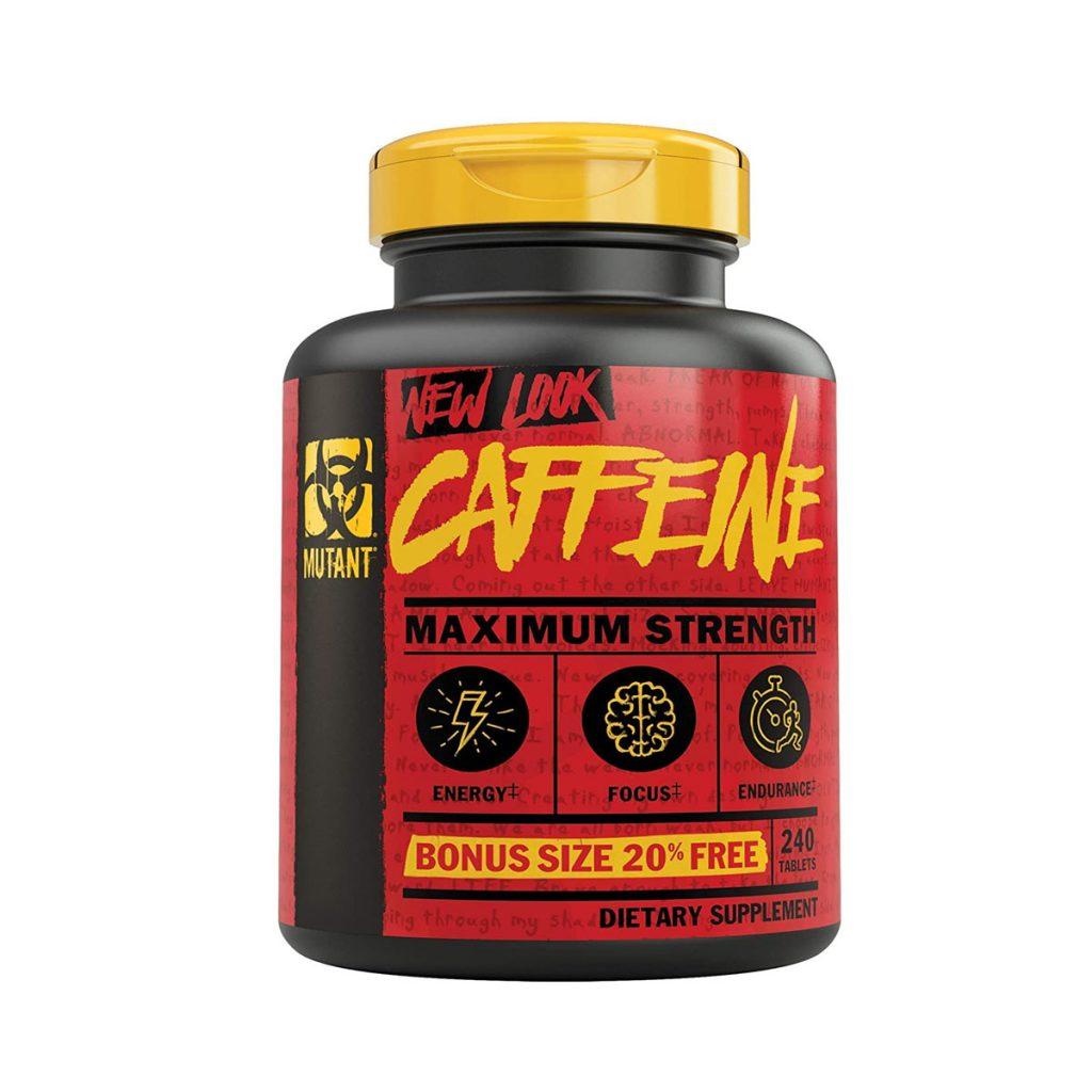 Mutant Caffeine Tablets