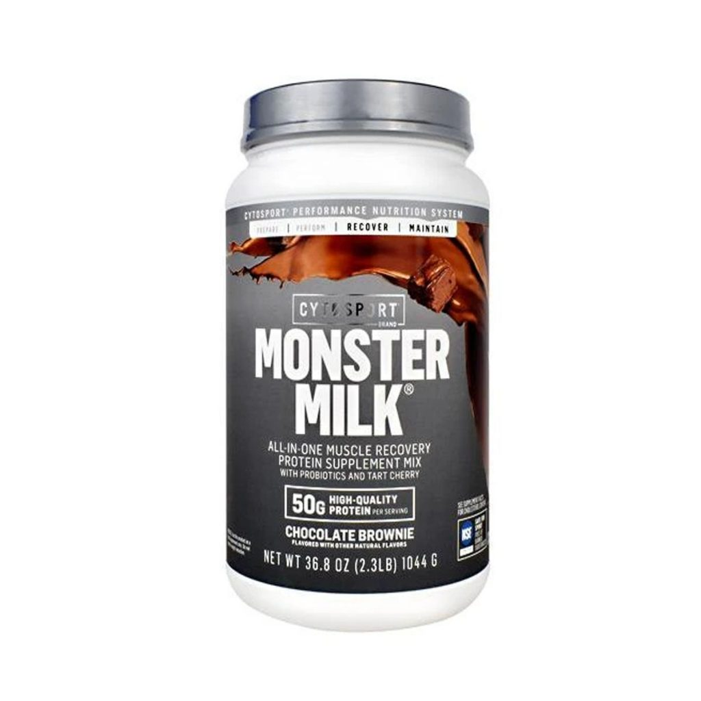 CytoSport Monster Milk 2 lb - Chocolate Brownie